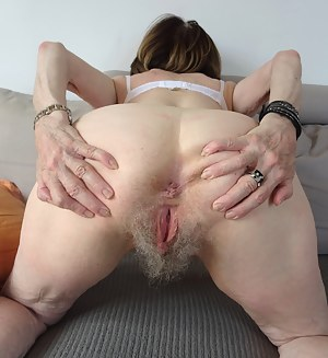 Mom pussy old Old Women